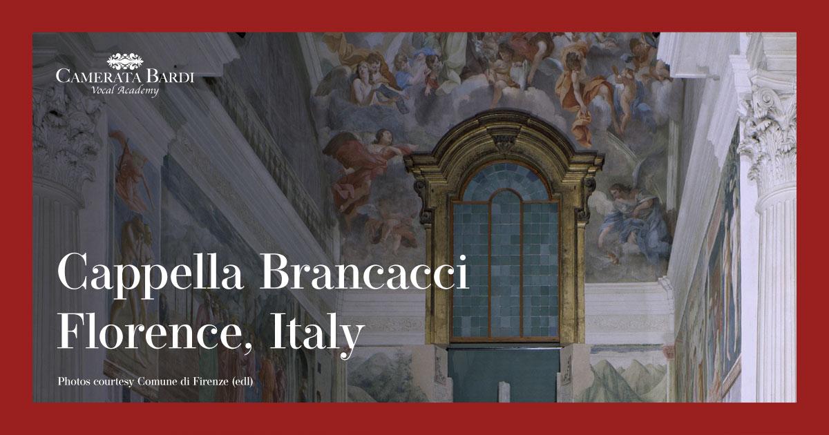 The Brancacci Chapel: A masterpiece by Masolino, Masaccio and Filippino Lippi