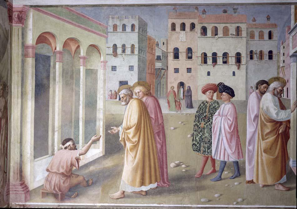Cappella Brancacci, Florence