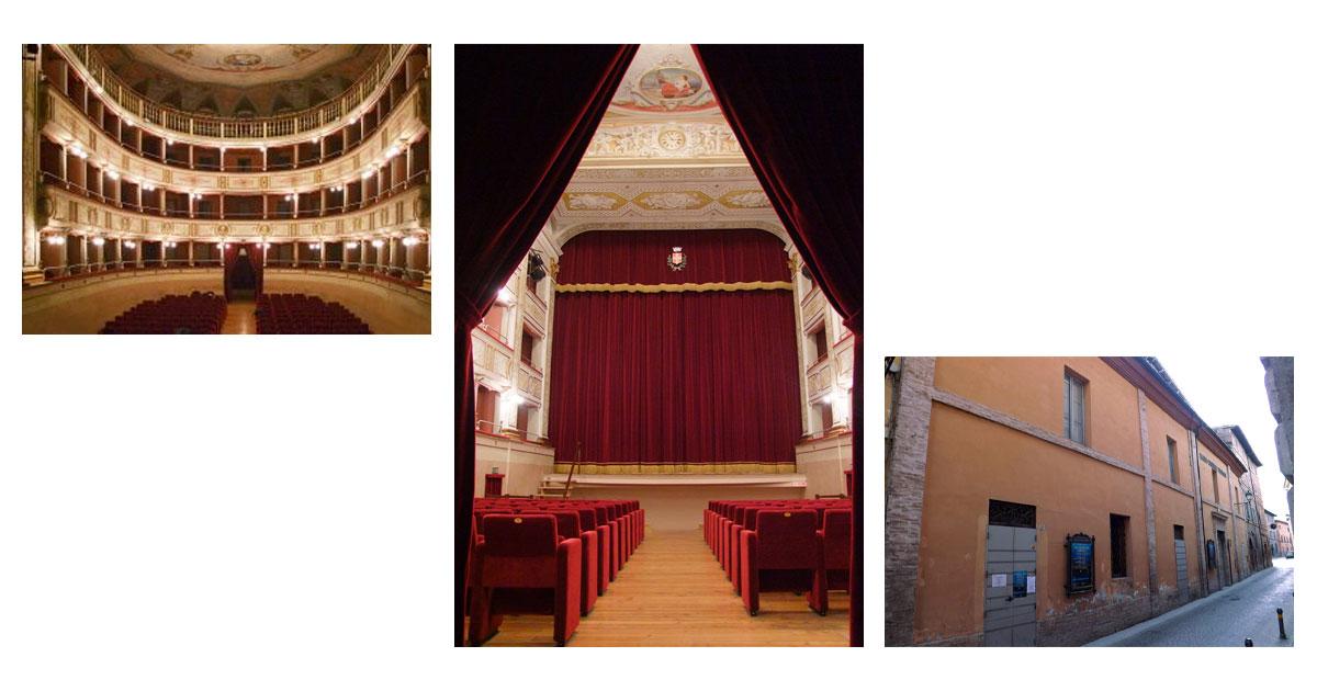 Teatro Piermarini Matelica, Marche, Italy