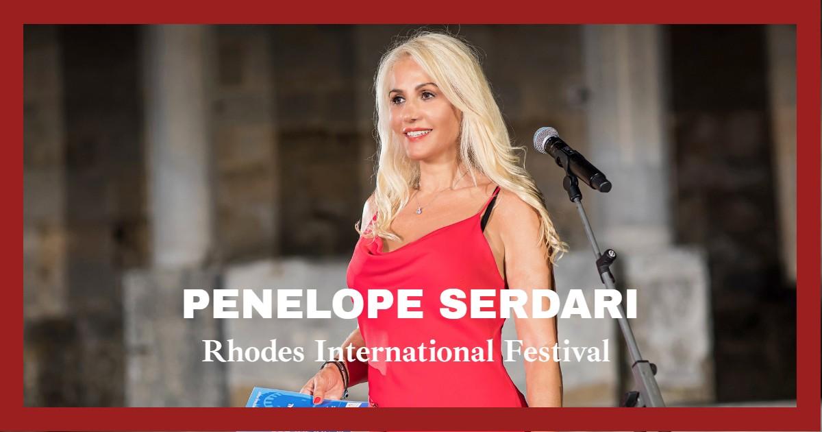 Penelope Serdari and the Rhodes International Festival