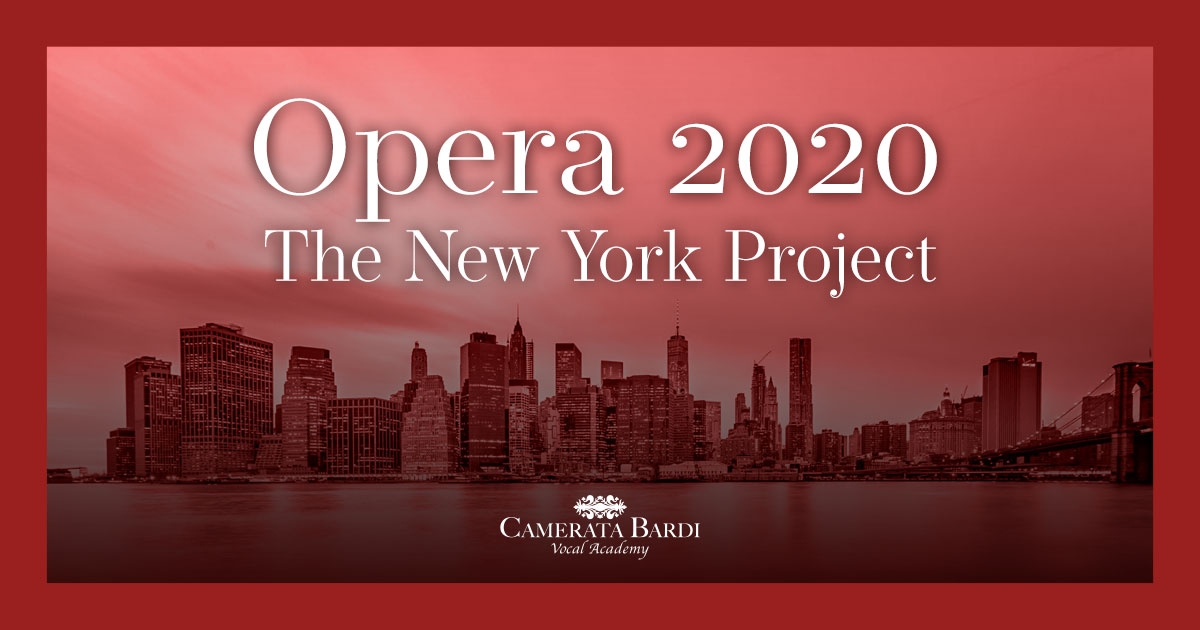 OPERA 2020: The New York  Project